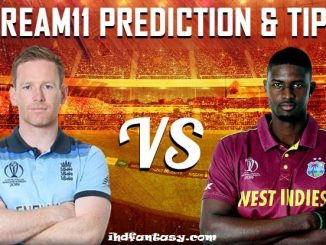 England vs West Indies dream11 team prediction
