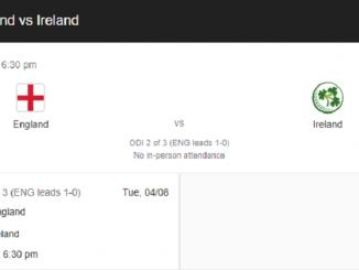 England vs ireland dream11 team prediction