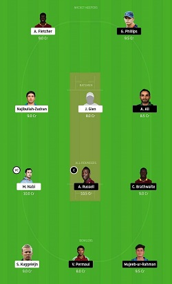 SLZ vs JAM dream11 team prediction small league