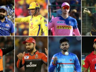 Best Captains of IPL 2020