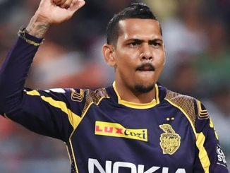 Sunil Narine Available to Bowl Again for KKR