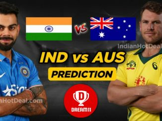 AUS vs IND 2nd ODI Dream11 Team Prediction Today Match