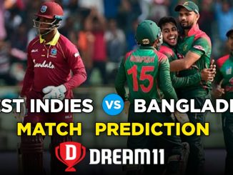 BAN vs WI Dream11 Team Prediction For 3rd ODI Match (100% Winning Team)
