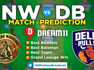 T10 League 2021 – Match 09, NW vs DB Dream11 Team Prediction Today Match