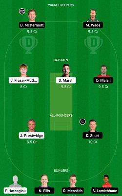 REN vs HUR Dream11 Team Prediction gl