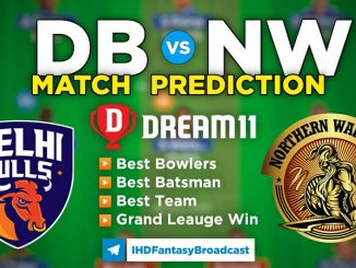 DB vs NW Dream11 Team Prediction