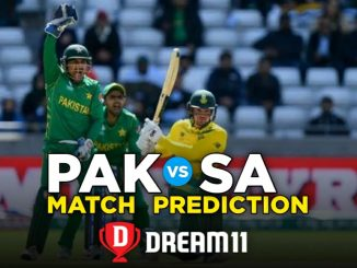 PAK vs SA Dream11 Team Prediction For 1st T20 Match ( 100% winning Team )