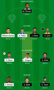 ISL vs MUL Dream11 Team for grand league