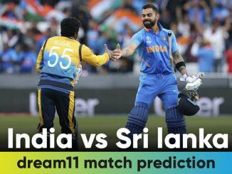 SL vs IND Dream11 Team Prediction 3rd ODI Match 2021 (100% Winning Team)