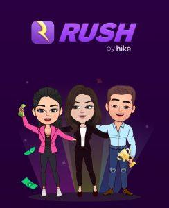 Rush by hike